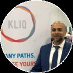 Kliq.ca founder Kash Siddiqui